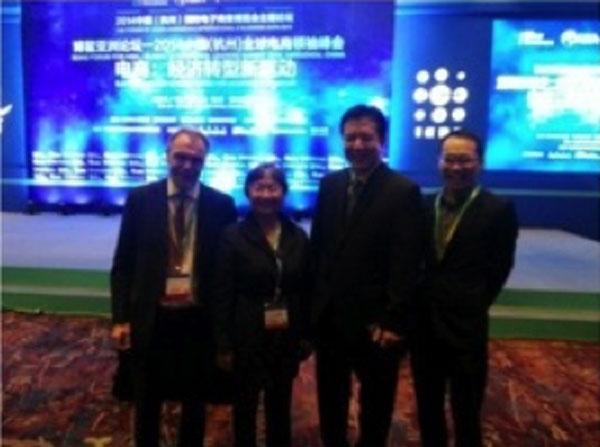 2014-10-29-to-31-China-e-commerce-Development-Forum,-Matti-Hämäläinen-was-invited-to-be-a-Honorary-Commissioner-of-the--China-e-commerce-Development-Advisory-Committee
