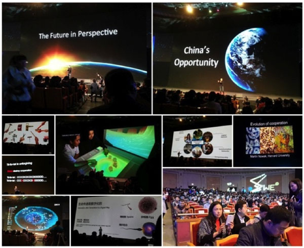 WeSummit-2014---Nothing-But-The-Future-by-Tencent-in-Beijing,-November-2014